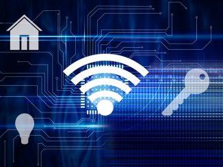 סימון של Wi-Fi, בהקשר למזגן חכם
